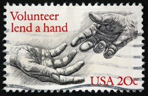 Volunteer Stamp_U.S. Postal Svcs
